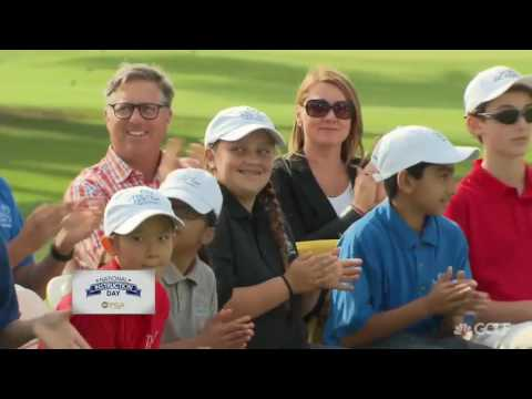 David Leadbetter's A-Swing Clinic Live from National Instruction Day, TPC Harding Park