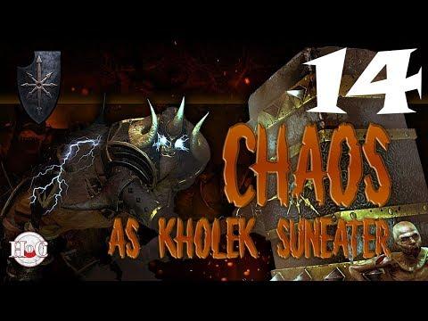 Total War Warhammer - Chaos Warriors - Kholek - Campaign 14
