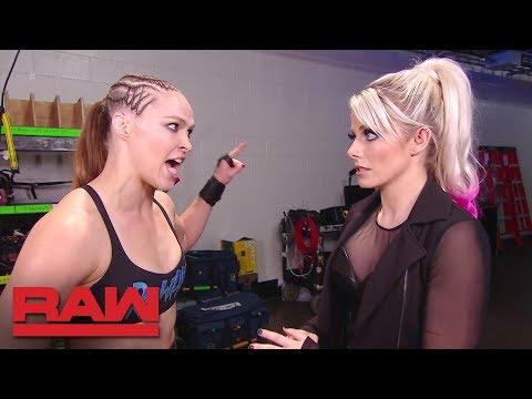 Ronda Rousey wants retribution for Natalya: Raw, Dec. 3, 2018