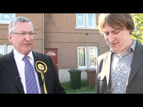 Don't mention the 'I' word in Inverness - Video