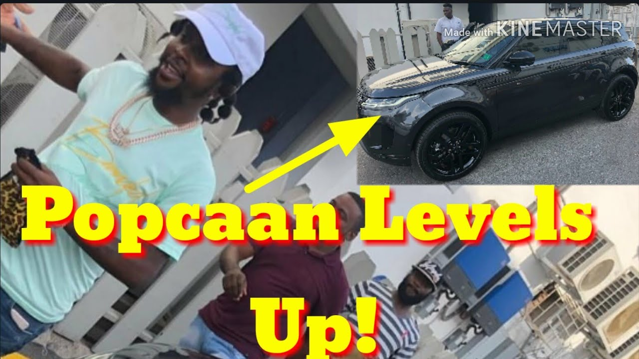 Popcaan Buys Brand new Range Rover And Levels up /Bounty Killa Said this!