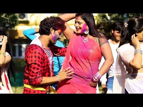 फुचुर - फुचुर रंग डालब - Fuchur Fuchur Rang Dalab - Holi Ke Maza - Pawan Kumar - Bhojpuri Holi Song