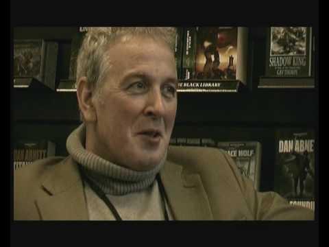 Black Library TV 10: The Return of Bill King