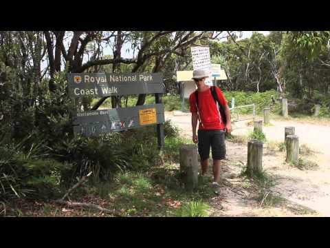 Royal National Park Coast Walk - Bundeena to Wattamolla