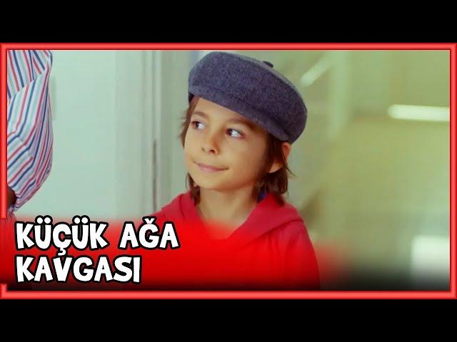 Mehmetcan'ın Dedeleri ve Nineleri Kavga Ediyor! - Küçük Ağa 6. Bölüm
