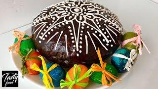 Паска с Шоколадной Глазурью в Мультиварке   Розыгрыш Мультиварки (Конкурс)!