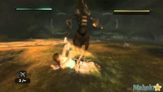 Tomb Raider Anniversary HD Walkthrough - Greece - Tomb of Tihocan pt 3