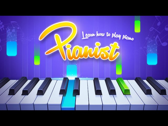 The best piano app for Android – Pianist HD Finger Tap Piano Tutorial