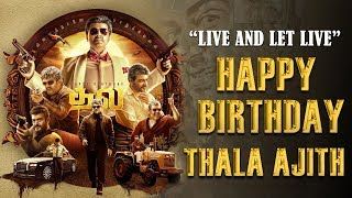 Thala Birthday Special Video