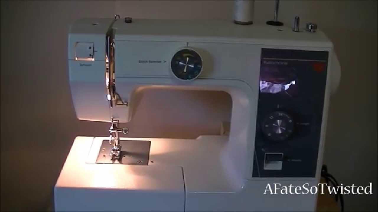 Threading Kenmore 12 Stitch Youtube Free Sewing Machine Treading Diagrams