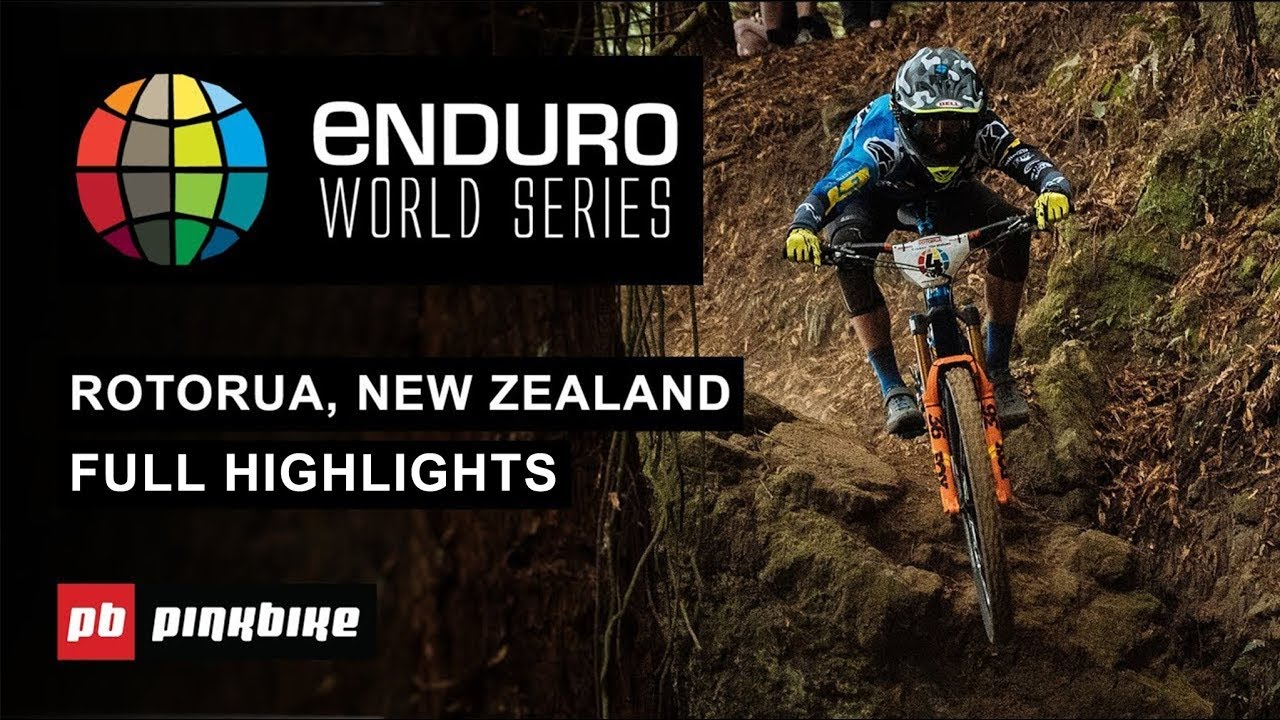 5e2e1fb7809 VIDEO: 2019 EWS Rotorua Highlights | 25 March 2019 News from Enduro World  Series