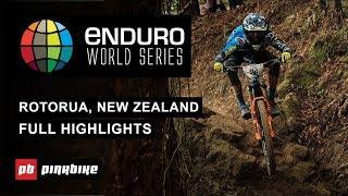 EWS Rotorua Full Highlights 2019 - Round 1