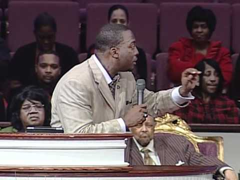 Bishop Herman Murray Jr.-Remember What God said to you
