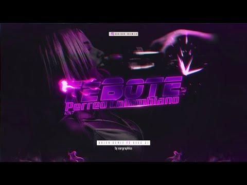 TE BOTE 2 + PERREO COLOMBIANO - RKT - BRIAN REMIX ✘ KEKO DJ