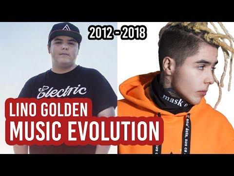 Lino Golden - Music Evolution (2012 - 2018)
