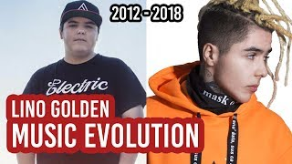 Lino Golden - Music Evolution (2012 - 2018)