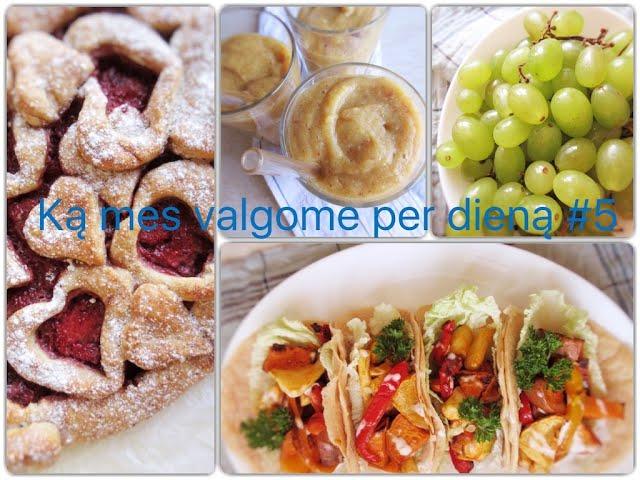 Vegan Pipiras - ką mes valgome per dieną Nr. 5