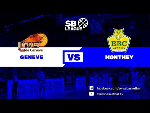 SB League - Day 14: GENEVE vs. MONTHEY