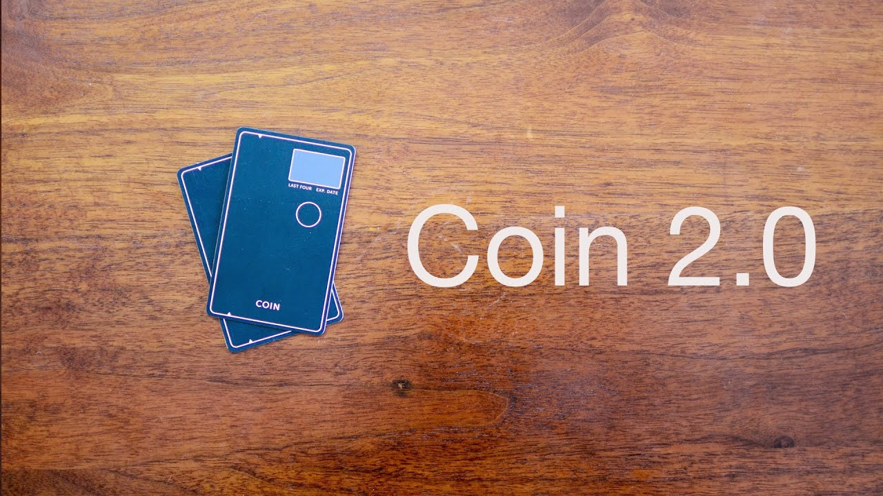 Coin 2.0 Bluetooth Credit Card 2nd Generation  - [Review]