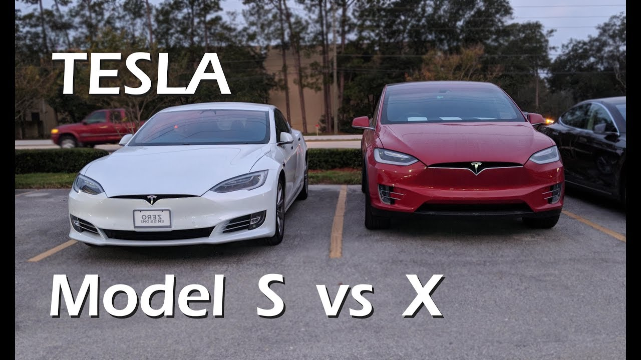 tesla model s vs model x the differences why i picked model x youtube. Black Bedroom Furniture Sets. Home Design Ideas