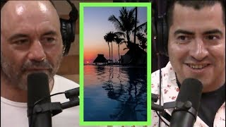 Joe Rogan | Mexican Resorts Are Safe Because They're Cartel Owned w/Ed Calderon thumbnail