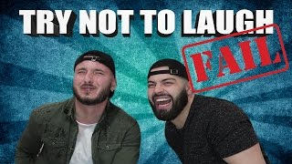 FUNNIEST TRY NOT TO LAUGH CHALLENGE (BAD JOKES EDITION)