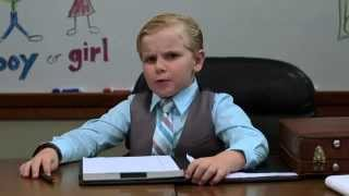 Operation Christmas Child: How To Pack A Shoebox- Kids in Boardroom (Full version 2014)