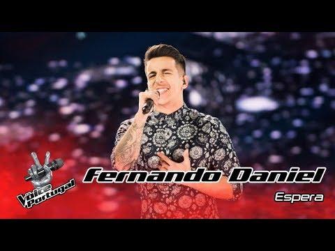 Fernando Daniel sings