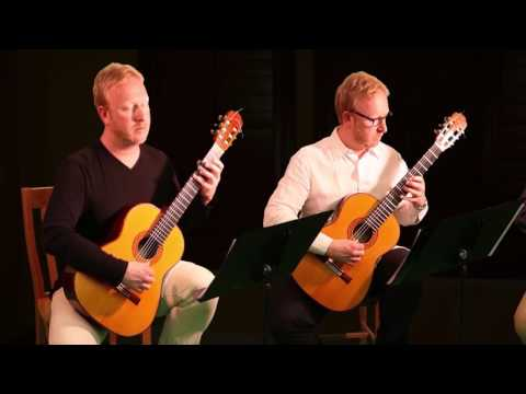 """Canon in D"" by Johann Pachelbel - played by the Scott Morris Guitar Quartet"