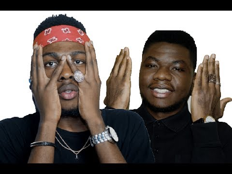 MAGNITO - LOUD (MUSIC VIDEO REACTION) #AFROMIND