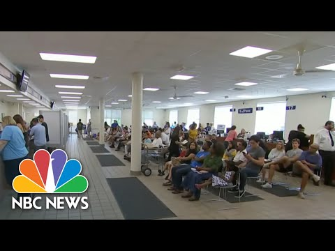 Airports Warn Of Real ID Crisis As Deadline Looms | NBC Nightly News