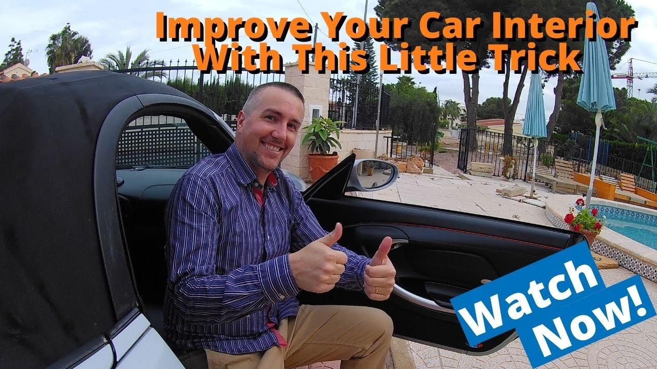 How To Install Car Interior Trim Strips