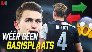 Grote Problemen Voor Matthijs De Ligt: 'Chiellini Wordt Klaargestoomd Voor De Topwedstrijden'