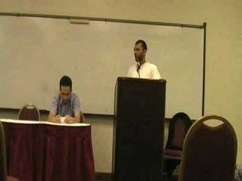 Bridging the Gaps: Islam, Judaism and Christianity (3 of 3)