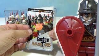 Лего рыцари! Аксессуары от Brickwarriors