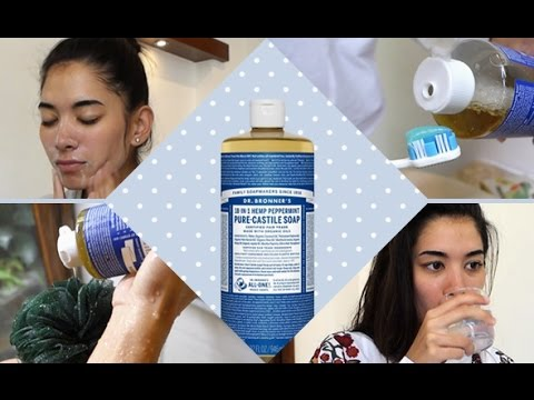 14 Ways to Use Dr  Bronner's Liquid Soap | BeautyMNL
