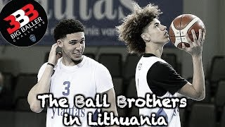 How Did The Ball Brothers Fare In Lithuania?