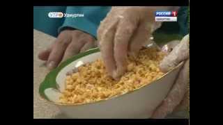 """Татарское блюдо """"Губадия"""" от  Ильсии Мухаметшиной"""