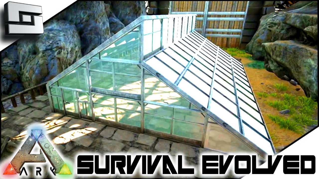 How To Build A Greenhouse Base