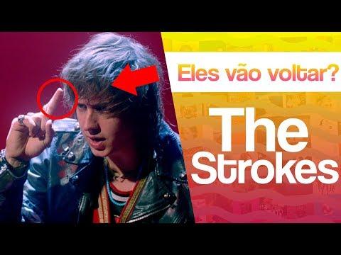 10 Curiosidades The Strokes Mp3