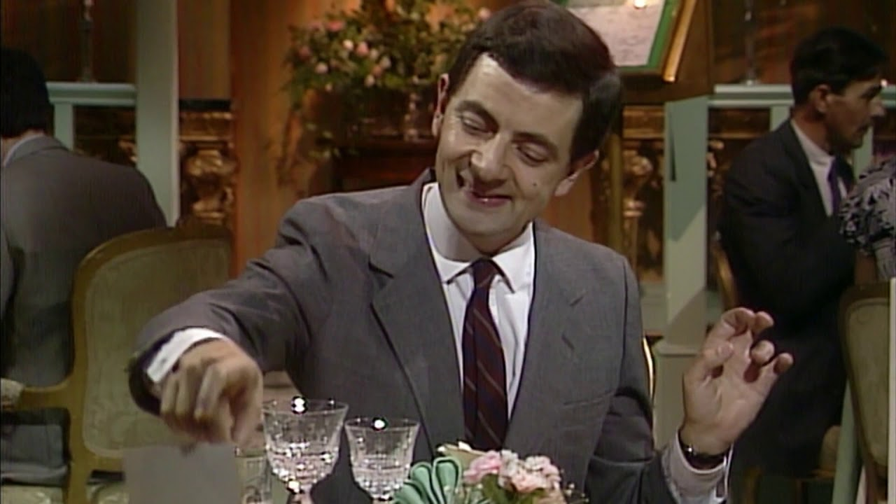 Cheers Mr Bean   Funny Episodes   Classic Mr Bean