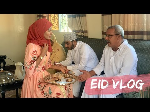 SURPRISING MY FAMILY FOR EID 2018