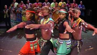 Soweto Gospel Choir - Many Rivers Cross and Going Down Jordan