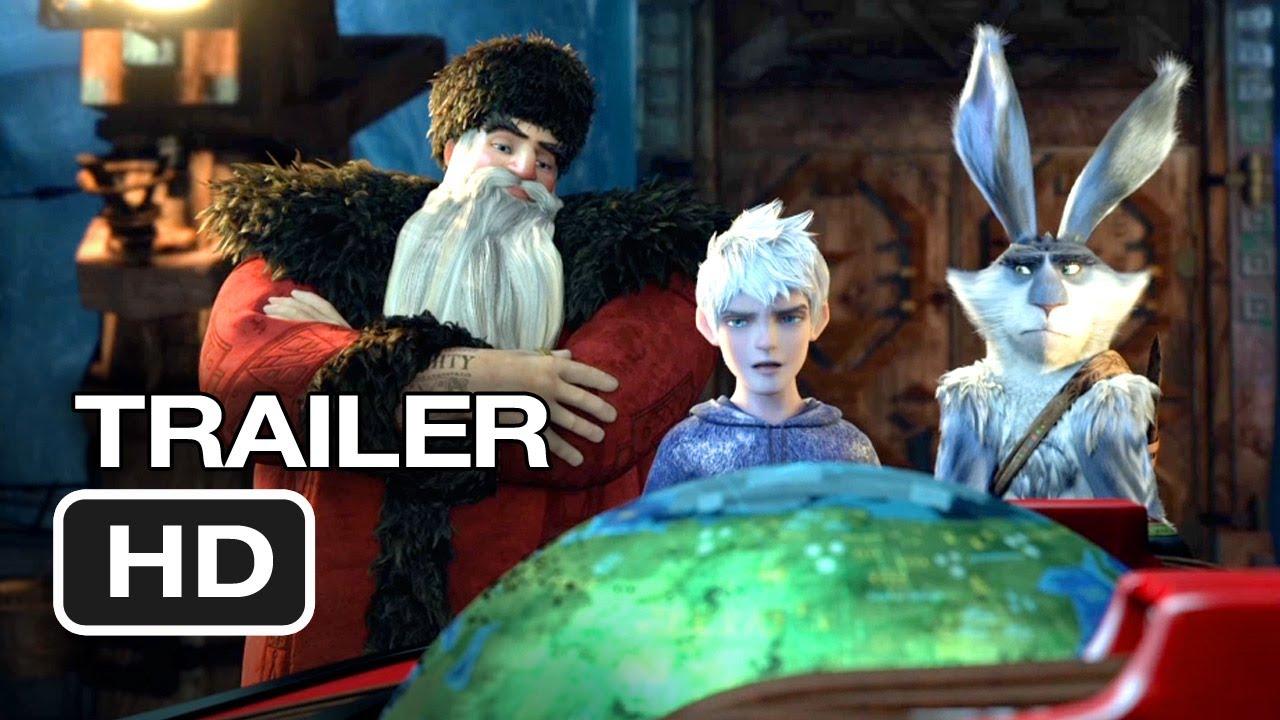 Rise Of The Guardians Official Trailer 3 2012 Alec Baldwin Hugh Jackman Movie Hd Youtube