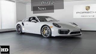 Hot News  !!!! 2018 Porsche 911 Turbo S Exclusive Series spec & price