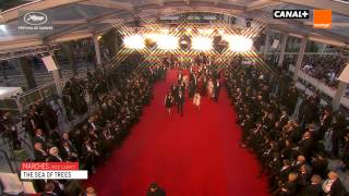 SEA OF TREES -red carpet- (uk) Cannes 2015
