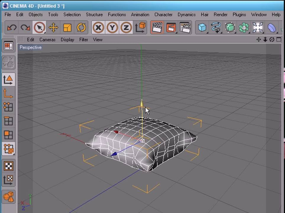 How to create pillow in 3D - YouTube d56b344b8141