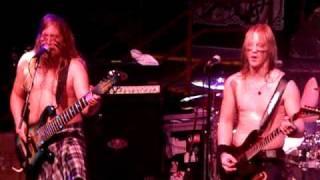 Ensiferum - Lai Lai Hei (live San Francisco 2009) pt. 1