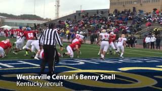 Ohio High School Football North South Classic