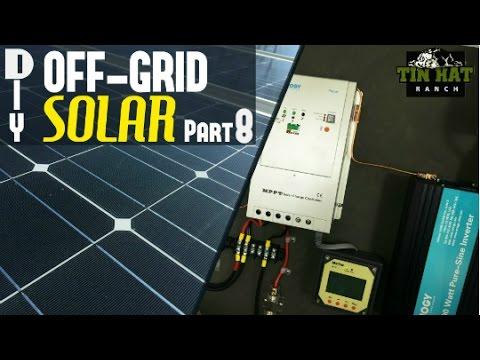 DIY Off Grid Solar- Inverter Questions and the Renogy 2000 Watt Pure Sine Wave Inverter